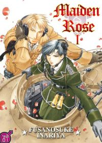 Maiden rose T1 : , manga chez Taïfu comics de Inariya