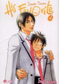 His favorite T4, manga chez Asuka de Tanaka