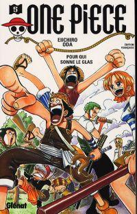 One Piece T5 : Pour qui sonne le glas (0), manga chez Glénat de Oda