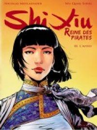 Shi Xiu T3 : L'appât (0), manga chez Les Editions Fei de Meylaender, Qingsong