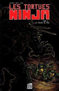 Les Tortues Ninja T4 : Les péchés du père (0), comics chez Soleil de Eastman, Waltz, Kuhn