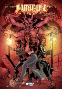 Witchblade : Serment de sang (0), comics chez Wanga Comics de Lofficier, Lofficier, Vandaële, Roux, Boccanfuso