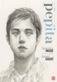 Pepita : Sur les traces de Antoni Gaudi, manga chez Kazé manga de Inoue