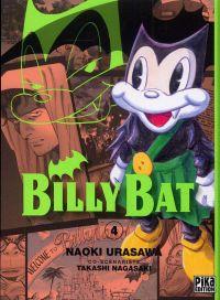 Billy Bat T4, manga chez Pika de Urasawa, Nagasaki