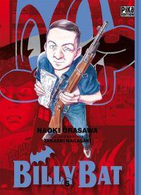 Billy Bat T5, manga chez Pika de Urasawa, Nagasaki