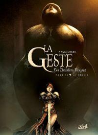 La geste des Chevaliers Dragons T16 : La déesse (0), bd chez Soleil de Ange, Cossu, Paitreau