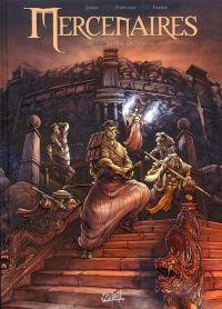 Mercenaires T3 : Ju-Oeil-de-dragon (0), bd chez Soleil de Jarry, Deplano, Fabris