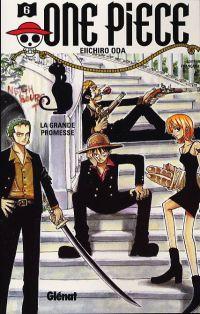 One Piece T6 : La grande promesse (0), manga chez Glénat de Oda