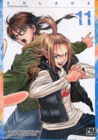 X-Blade T11 : , manga chez Pika de Ida, Shiki