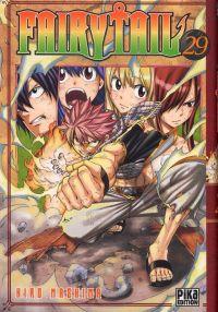 Fairy Tail T29, manga chez Pika de Mashima
