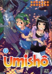 Umishô T7, manga chez Pika de Hattori