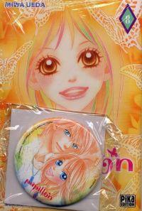 Papillon T8, manga chez Pika de Ueda