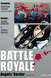 Battle royale - angels' border, manga chez Soleil de Takami, Ohnishi, Oguma