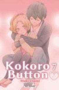 Kokoro button T7, manga chez Soleil de Usami
