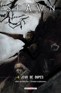 Spawn - La saga infernale T4 : Jeux de dupes (0), comics chez Delcourt de McFarlane, Goff, Kudranski, FCO Plascencia