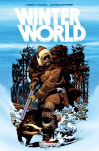 Winter World, comics chez Delcourt de Dixon, Zaffino