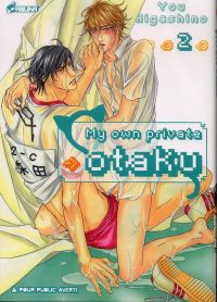My own private otaku T2, manga chez Asuka de Higashino