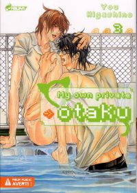 My own private otaku T3, manga chez Asuka de Higashino