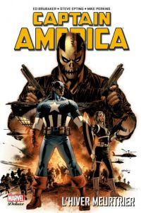 Captain America T3 : L'hiver meurtrier (0), comics chez Panini Comics de Brubaker, Martin, Weeks, Perkins, Pulido, Gaudiano, Hoberg, Epting, d' Armata, Milla, Rodriguez