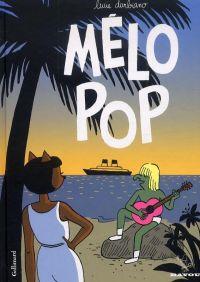 Mélo-Pop, bd chez Gallimard de Durbiano