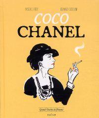Coco Chanel, bd chez Naïve de Frey, Ciccolini
