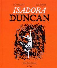Isadora Duncan, bd chez Naïve de Mougenot, Stromboni