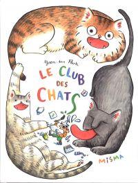 Le club des chats, manga chez Misma de Park