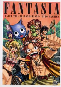 Fairy Tail : Fantasia - Fairy Tail illustrations (0), manga chez Pika de Mashima