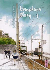 Kamakura diary T1, manga chez Kana de Yoshida