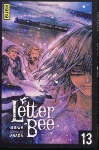 Letter bee T13, manga chez Kana de Asada