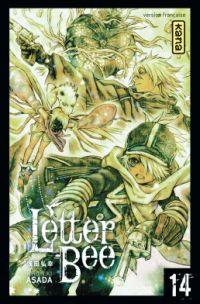 Letter bee T14, manga chez Kana de Asada