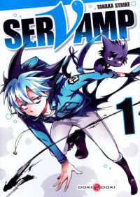Servamp T1, manga chez Bamboo de Strike
