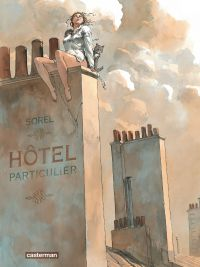 Hôtel particulier, bd chez Casterman de Sorel