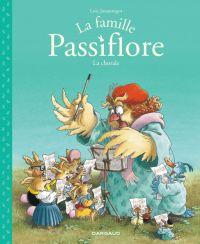 La Famille Passiflore T2 : La chorale (0), bd chez Dargaud de Jouannigot