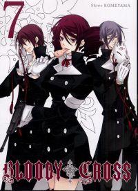 Bloody cross T7, manga chez Ki-oon de Komeyama