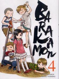 Barakamon T4, manga chez Ki-oon de Yoshino