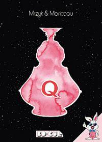 Q, bd chez Les Requins Marteaux de Mrzyk, Moriceau