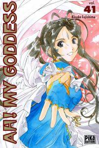 Ah! My goddess T41, manga chez Pika de Fujishima
