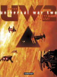 Universal War Two T1 : Le temps du désert (0), bd chez Casterman de Bajram