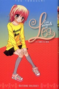 Les secrets de Lea T4, manga chez Delcourt de Yabuuchi