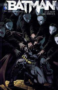 Batman – New 52, T2 : La nuit des hiboux (0), comics chez Urban Comics de Snyder, Tynion IV, Becky Cloonan, Clarke, Capullo, Glapion, Albuquerque, Fabok, FCO Plascencia, Steigerwald, McCaig
