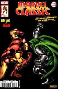 Marvel Classic – V 1, T10 : Fatalité (0), comics chez Panini Comics de Michelinie, Layton, Romita Jr, Becton, Sharen