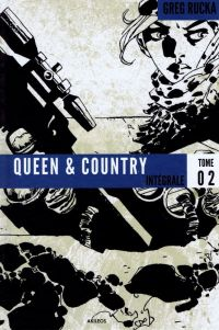 Queen & country T2 : , comics chez Akileos de Rucka, Alexander, Hawthorne, Speed McNeil, Sale