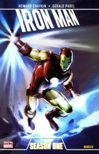 Season One : Iron Man (0), comics chez Panini Comics de Chaykin, Parel, Tedesco