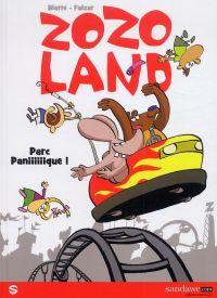 Zozoland T1 : Parc paniiiiiique ! (0), bd chez Sandawe de Falzar, Blatte, Usagi
