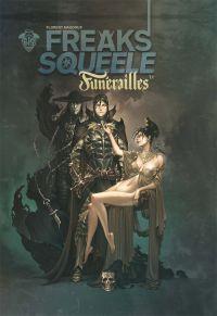 Freaks' Squeele T1 : Fortunate sons, bd chez Ankama de Maudoux