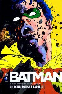 Batman - Un deuil dans la famille, comics chez Urban Comics de Starlin, Robinson, Perez, Wolfman, Weeks, Grummet, Aparo, Roy, Kindzierski, Mignola