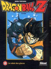 Dragon Ball Z - Les films T2 : Le robot des glaces (0), manga chez Glénat de Toriyama