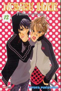 Nosatsu Junkie T12, manga chez Panini Comics de Fukuyama