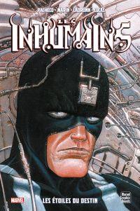 Les Inhumains : Les étoiles du destin (0), comics chez Panini Comics de Pacheco, Marin, Lucas, Ladrönn, Studio F